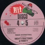 Reggae International / Dub Pt 2 - The Maytones and Trinity