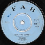 Ride You Donkey / Shepherd Beng Beng - The Tennors / Prince Buster And Teddy King