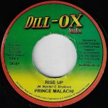 Rise Up / Lolo Bell Riddim - Prince Malachi / Mix Blessings Band