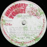 Rockers In Hungry Town Vol 1 - Various..Augustus Pablo..Ricky Grant..Prince Mohammed..Roman Stewart..Horace Andy
