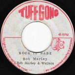 Rock It Babe / Rock It Version - Bob Marley And The Wailers