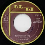 Roots Festival / Roots Ver - Freddy McKay