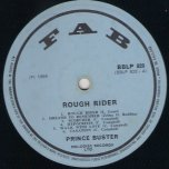 She Was A Rough Rider - Prince Buster