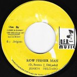 Row Fisher Man / Brawta - Junior Delgado / Ragga Muffin