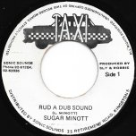 Rub A Dub Sound / Ver - Sugar Minott / Sly And Robbie And The Taxi Gang