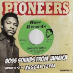 Running (I'm A Fugitive) / In Action - Jimmy Riley And The Pioneers / Sydney Crooks All Stars