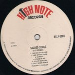 Sacred Songs - Otis Wright