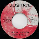 Sad News / Ver - Jackie Edwards