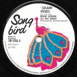 Salaam (Peace) / Scra-Per - Bongo Herman Les And Bunny / The Crystalites