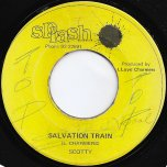 Salvation Train / Kinky Ver - Scotty / The Cosmic Forces