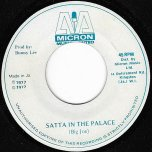 Satta In The Palace / Satta Dub - Big Joe