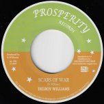 Scars Of War / Ver - Delroy Williams / High Times All Stars