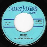 Scorcia / Hold Me Baby - Carey Johnson And The Sound Dimension / Basil Daley