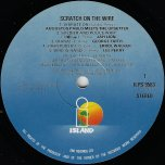 Scratch On The Wire - Various..Augustus Pablo..Jah Lion..George Faith..Errol Walker