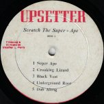 Scratch The Super Ape - The Upsetters