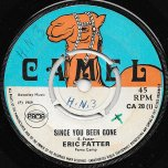 Since You Been Gone / Cool Down - Eric Frater / Winston Hines
