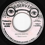 Skeng Skeng / Quiet - Niney And The Observers