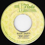Slow Down / Ver - Bob Andy