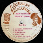 Soon Forward - Gregory Isaacs