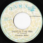 Stand By Your Man / Saturn Rock Ver - Claudette Miller / We The People Band