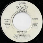 Step It Out / Dub - The Palm Threes / King Tubby