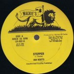 Stepper / Stepper Dub - Ian Roots