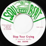 Stop Your Crying / Ver - Ken Boothe / Conscious Minds