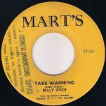 Take Warning / Ver - Billy Dyce / Typhoon All Stars
