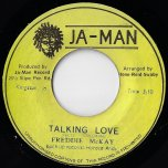 Talking Love / Talking Dub - Freddy McKay / King Tubby