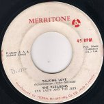 Talking Love / If I Were You - The Paragons