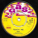 Teach Me / Sea Breeze - Pat Actually George Faith / Rhythm Rulers