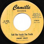 Tell The Youth The Truth / Tell The Youth Ver - Jimmy Riley