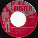 Ten Commandments / Pennies From Heaven - Prince Buster