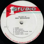 The Best Of - Don Drummond