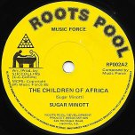 The Children Of Africa / No One But You - Sugar Minott / Gene Rondo