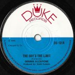 The Skys The Limit / Limit Version - Dennis Alcapone / Hudson All Stars