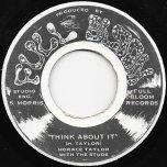 Think About It / Ver 2 - Horace Taylor With The Studs