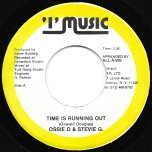 Time Is Running Out / Timing Style Ver - Ossie D And Stevie G / All A We