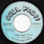 Time Has Come / Suffering Dub - St Tonians / Side Of The Road Band