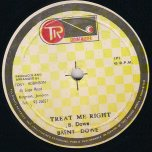 Treat Me Right - Brent Dowe