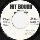 Tribal War / Ver - John Holt