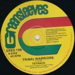 Throw Me Corn / Tribal Warriors - Larry And Alvin / Tetrack