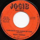 Turn Back The Hands Of Time / Let It Be - Nicky Thomas