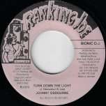 Turn Down The Light / Money Money Ver - Johnny Osbourne / Sly Dunbar / Mafia And Fluxy