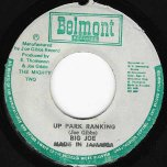 Up Park Ranking / Natty Dread A Curnel - Big Joe