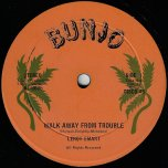 Walk Away From Trouble / Funny Man In Dub - Leroy Smart