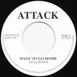 Want To Go Home / Want To Go Home Dub - Leroy Smart / King Tubby