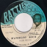 Auntie Kereba / Waterloo Rock - U Roy Junior / Don Reco