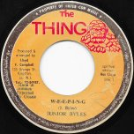 Weeping / East African Herbs Vendor Dub - Junior Byles / The Ethiopian Eunuchs