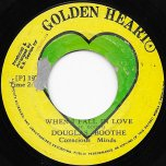 When I Fall In Love / Ver - Douglas Boothe / Conscious Minds